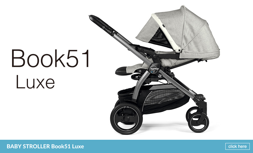 BABY STROLLER Book51 Luxe